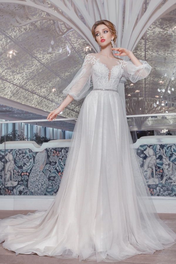 Wedding dress 30136a