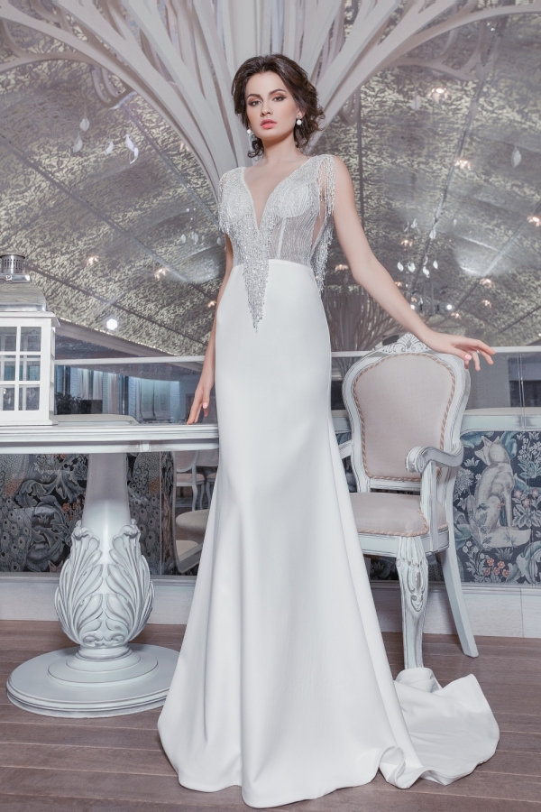 Wedding dress 30138