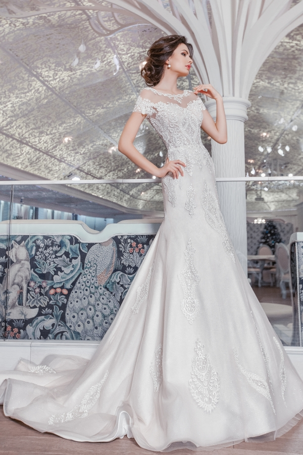 Wedding dress 30140
