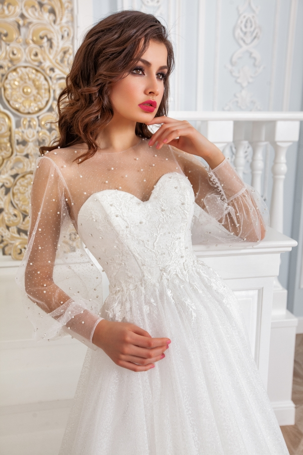 Wedding dress 30168а
