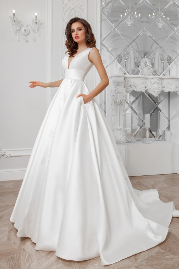 Wedding dress 30192
