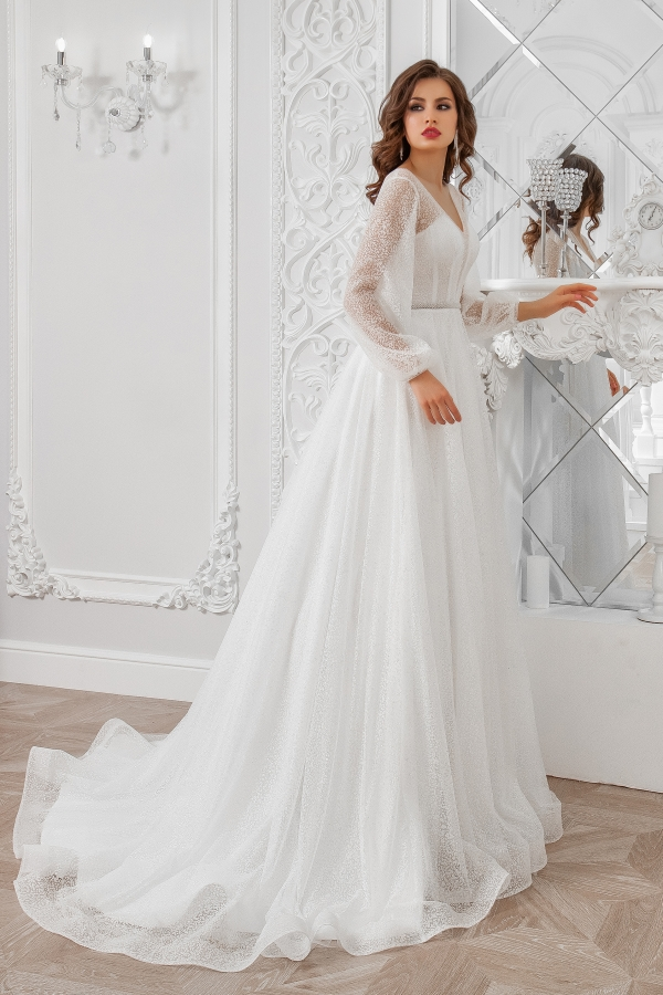 Wedding dress 30193