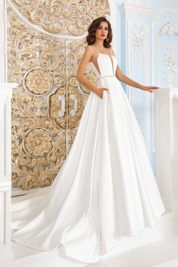 Wedding dress 30195