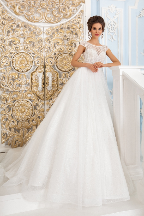 Wedding dress 30197
