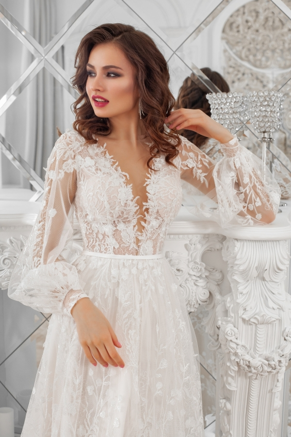 Wedding dress 30198