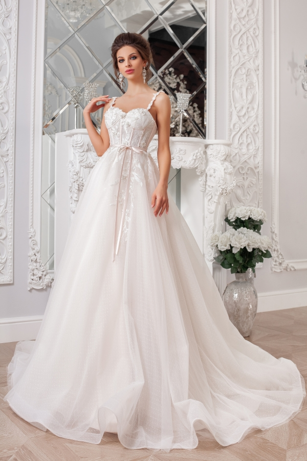 Wedding dress 30200
