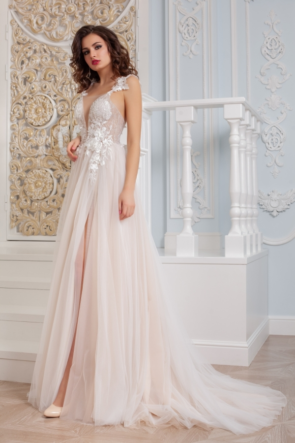 Wedding dress 30201