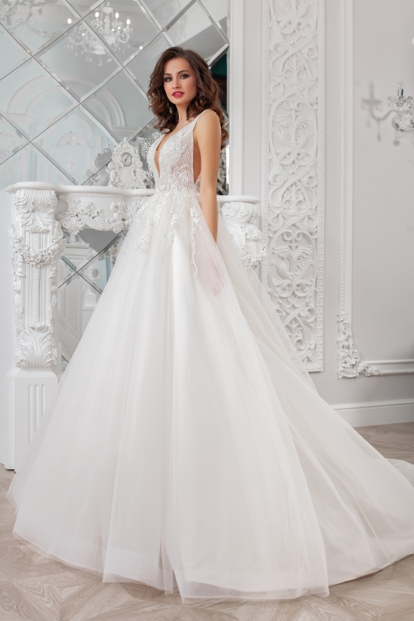 Wedding dress 30202