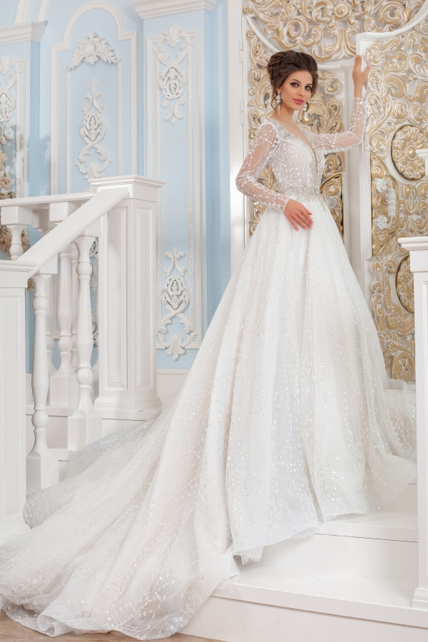 Wedding dress 30206
