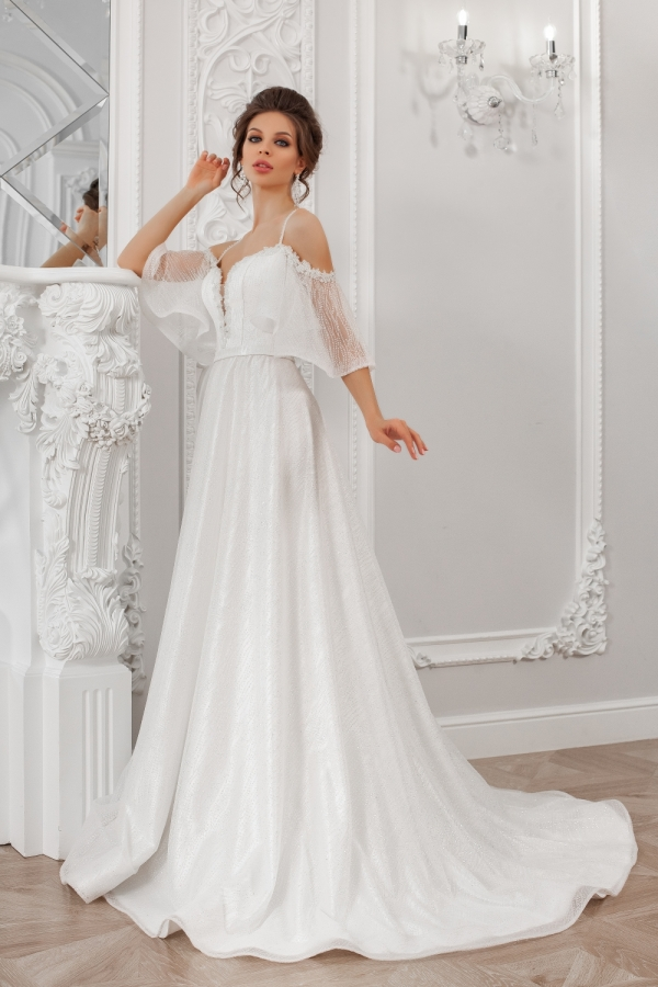 Wedding dress 30208