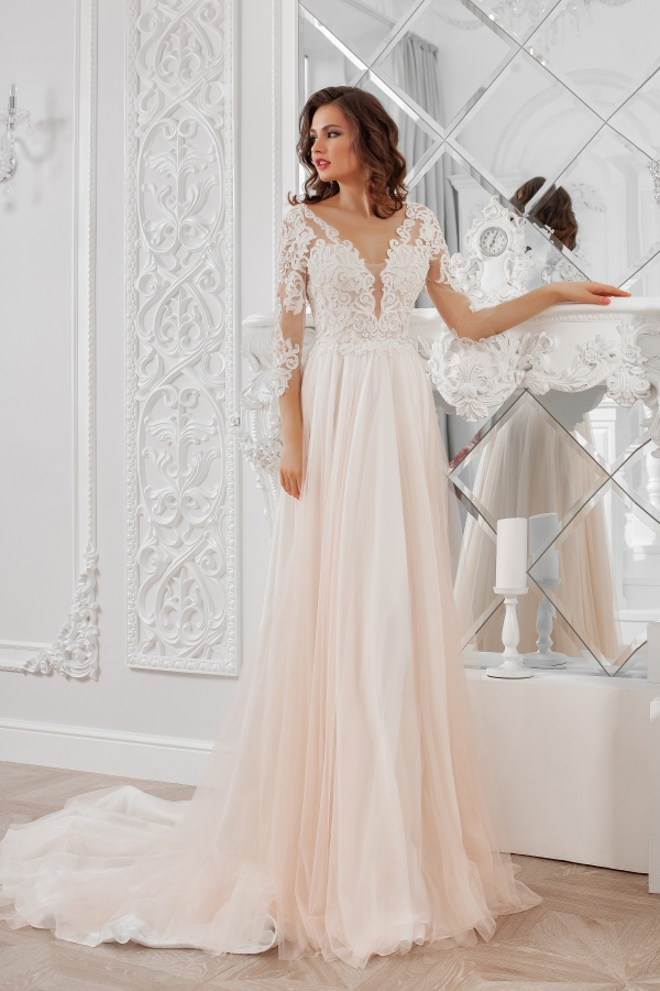 Wedding dress 30221