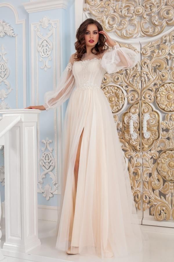 Wedding dress 30222