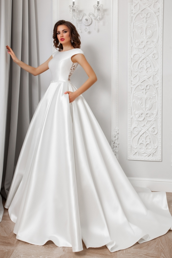 Wedding dress 30189