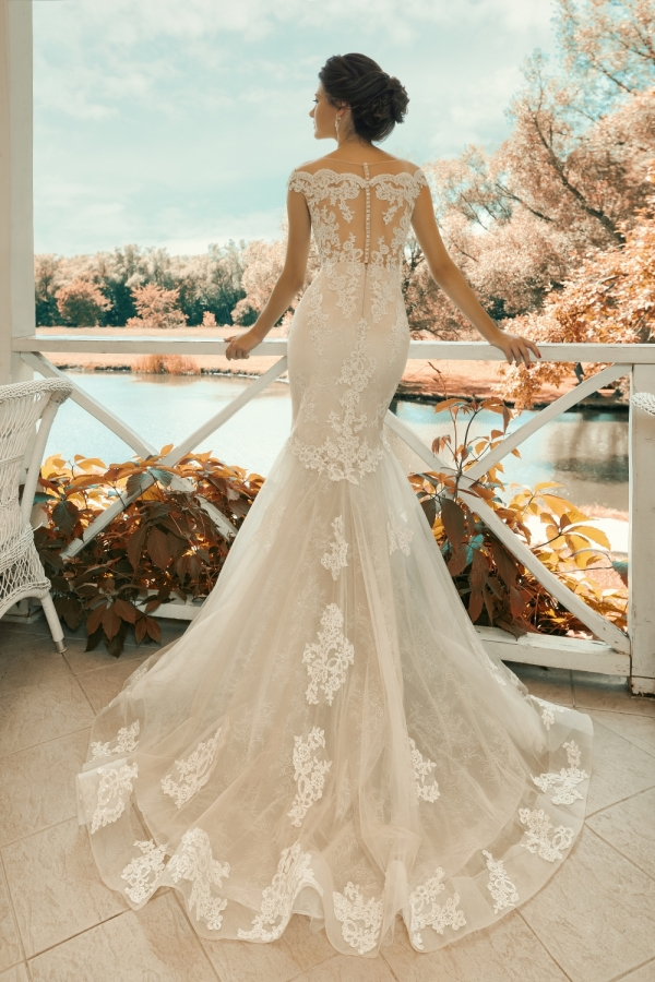 Wedding dress 30214