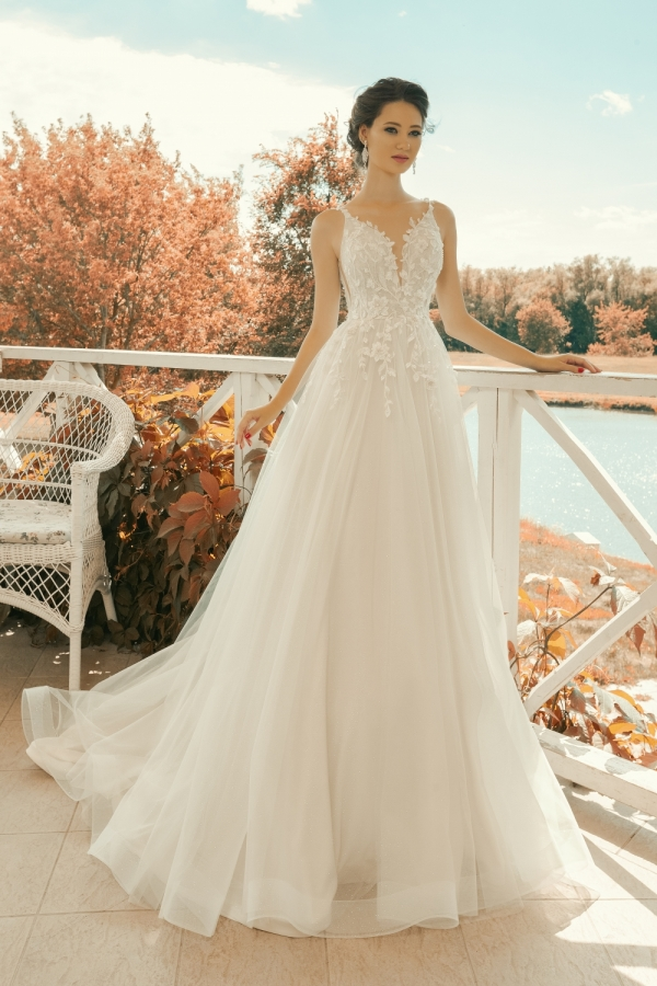 Wedding dress 30229