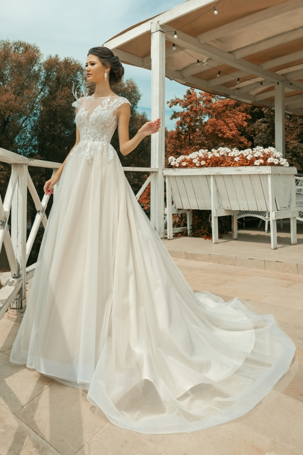 Wedding dress 30236
