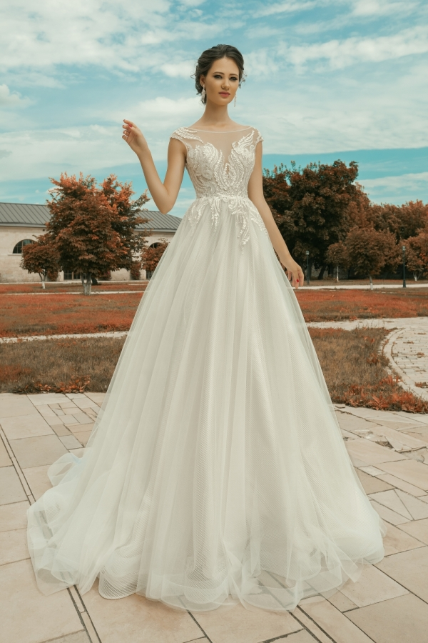 Wedding dress 30236а