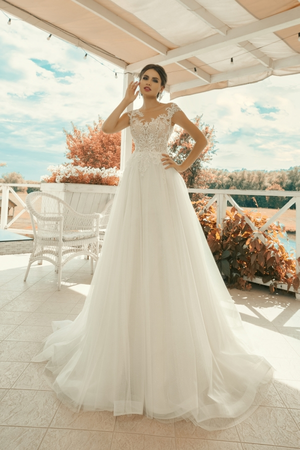 Wedding dress 30236б