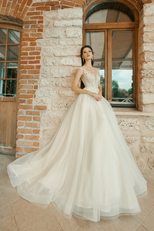 Wedding dress 30236г