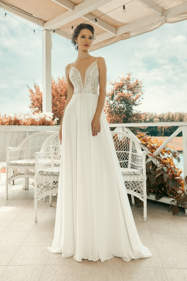 Wedding dress 30239