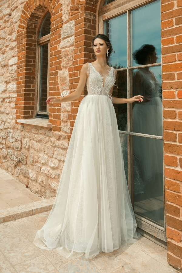 Wedding dress 30240