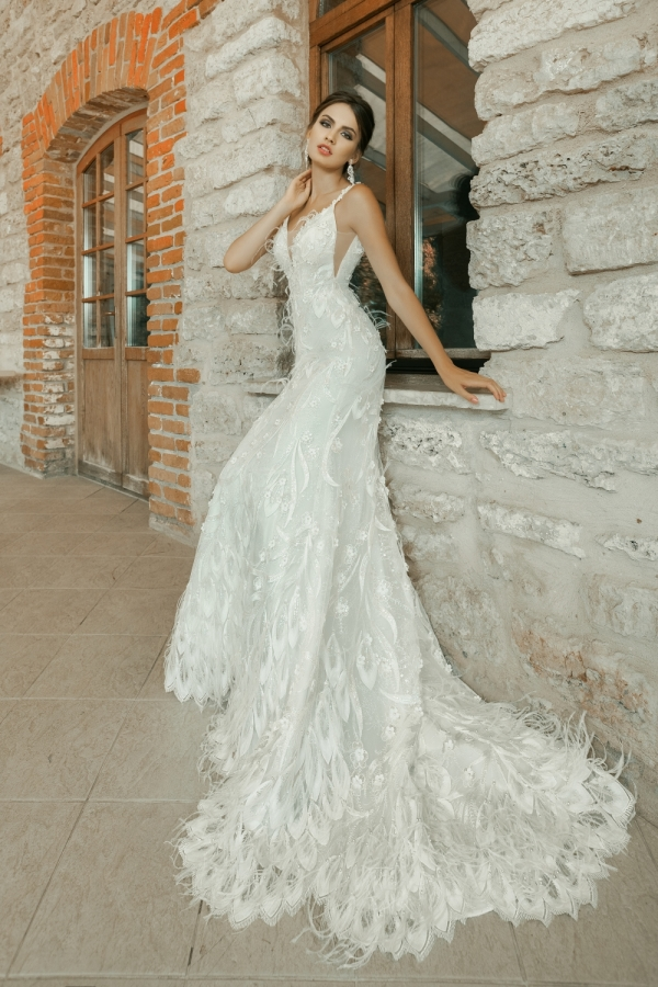 Wedding dress 30243