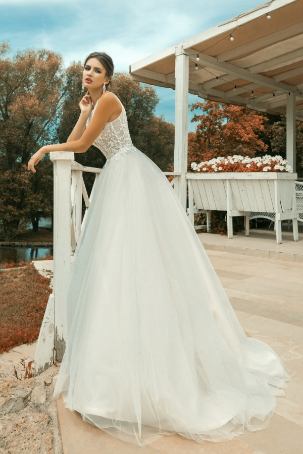Wedding dress 30245
