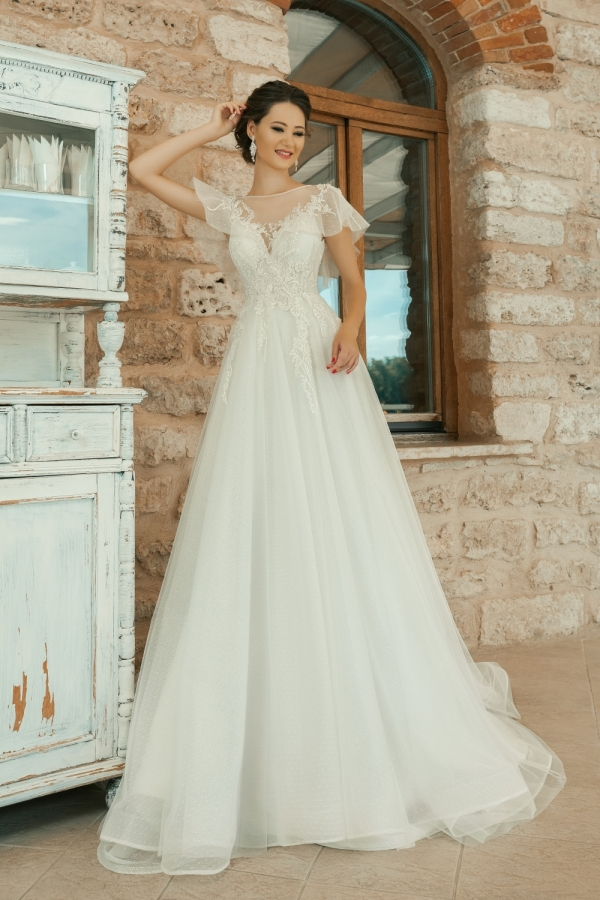 Wedding dress 30252