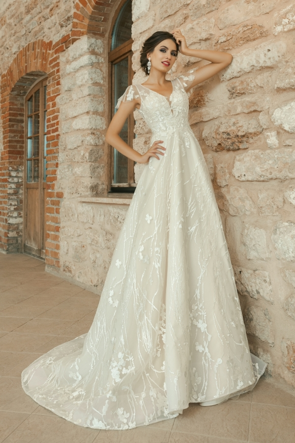 Wedding dress 30253