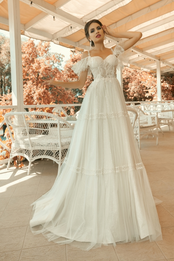 Wedding dress 30254