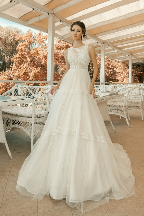Wedding dress 30255