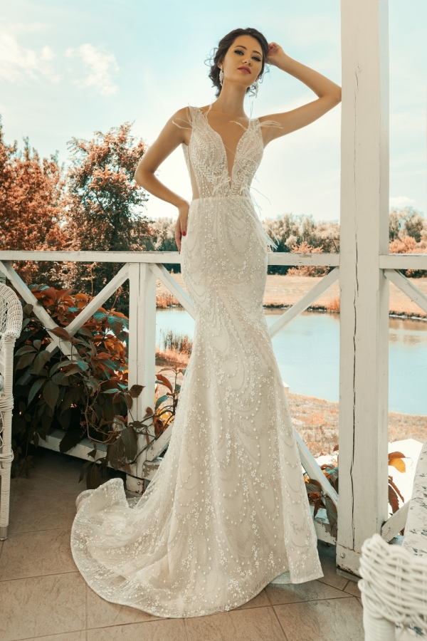 Wedding dress 30263