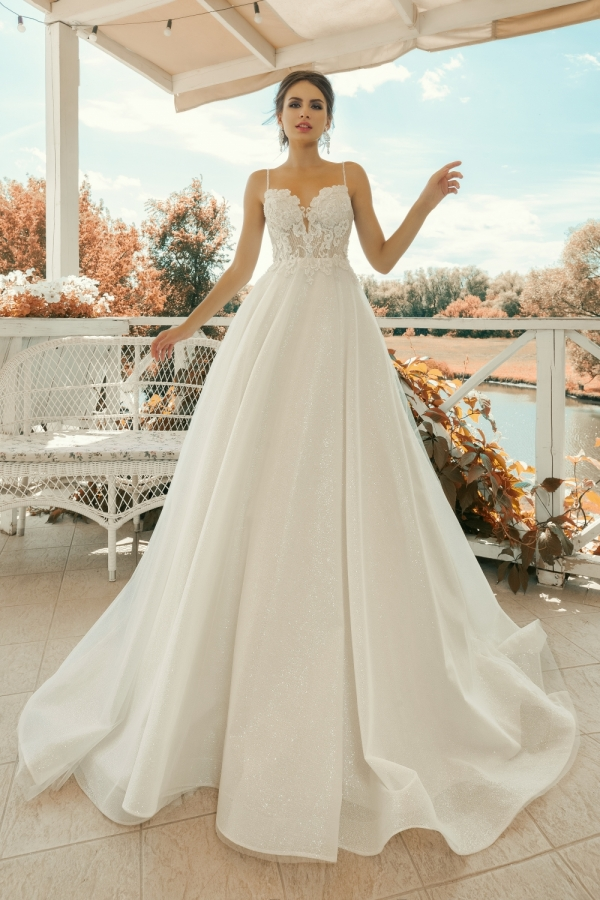Wedding dress 30266