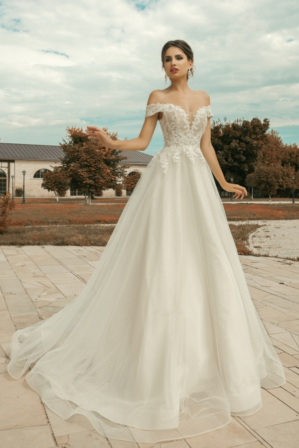 Wedding dress 30267