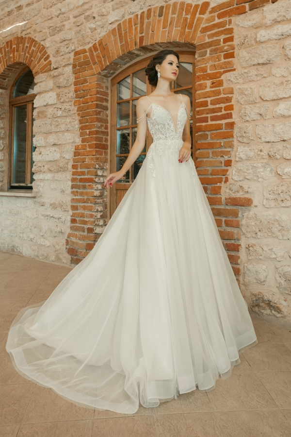 Wedding dress 30272