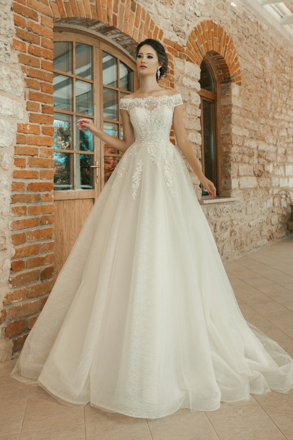 Wedding dress 30273