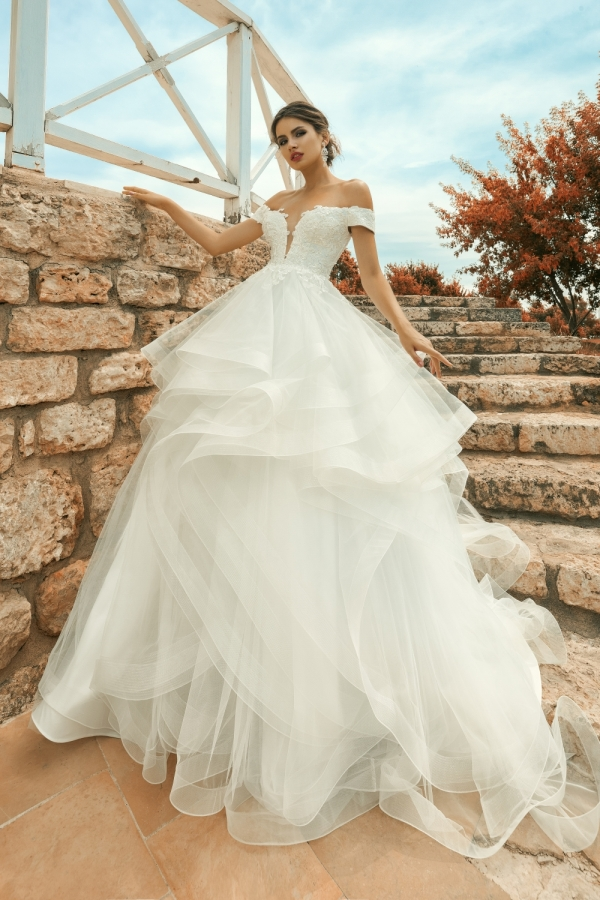 Wedding dress 30274