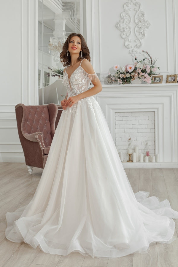 Wedding dress 30234