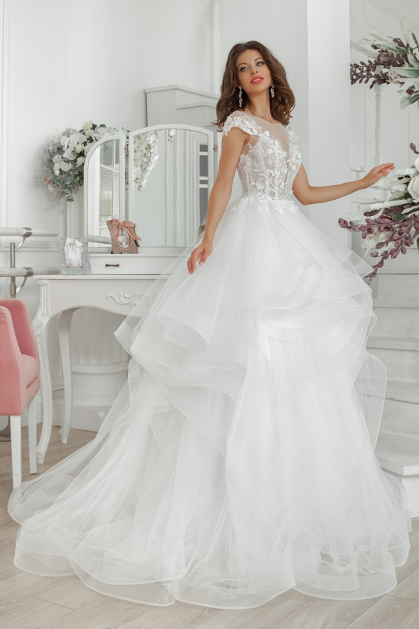 Wedding dress 30274а