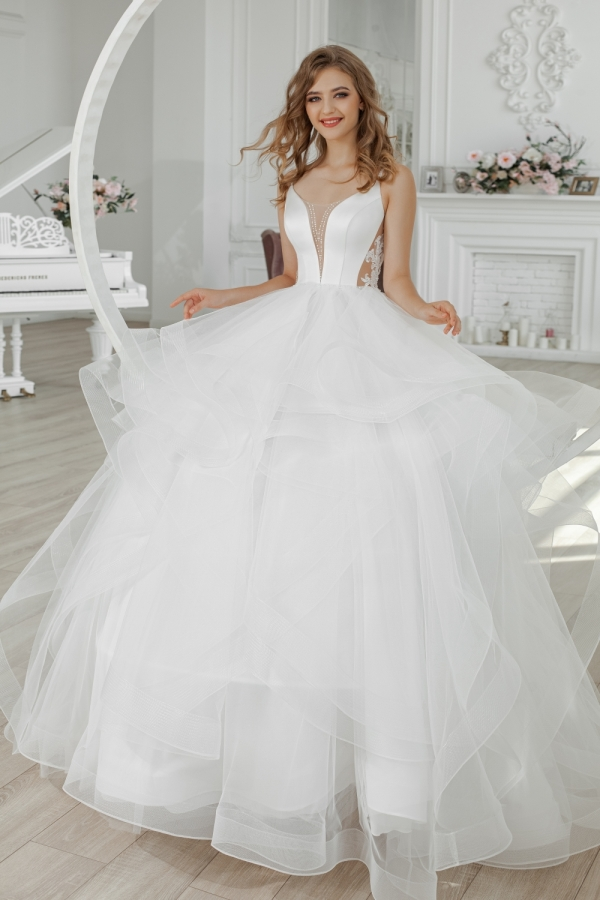 Wedding dress 30274б