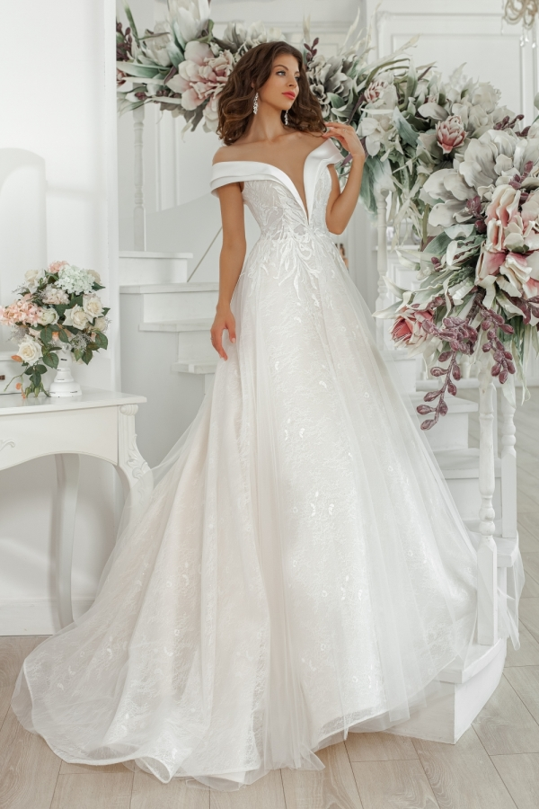 Wedding dress 30257