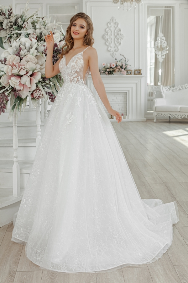 Wedding dress 30265
