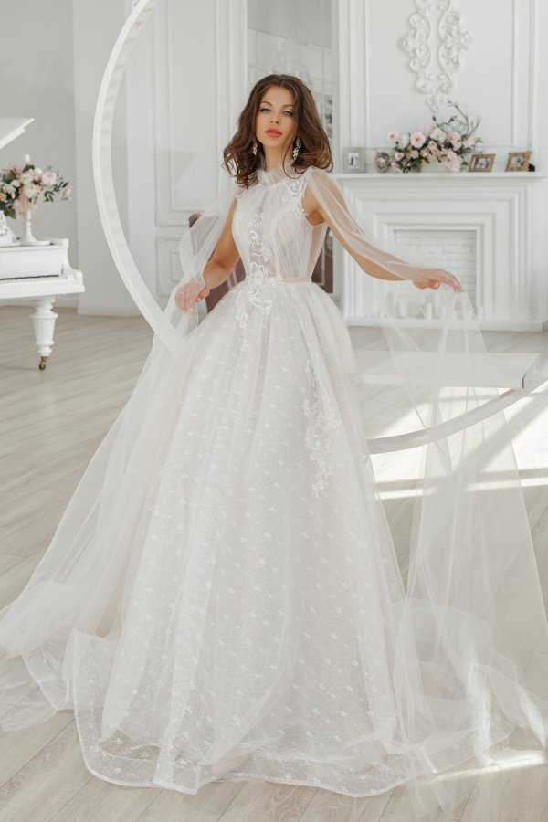 Wedding dress 30298