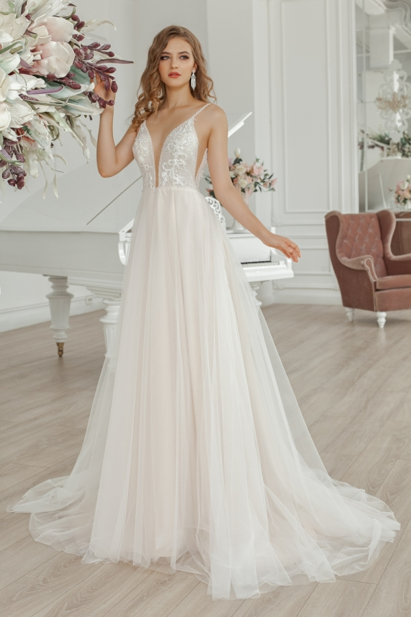 Wedding dress 30288