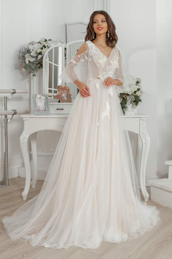 Wedding dress 30297