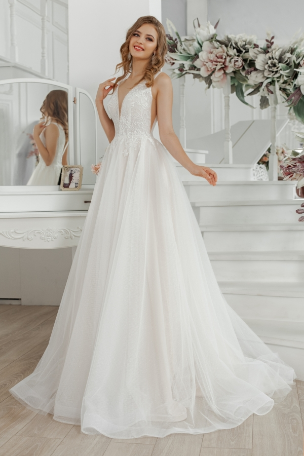 Wedding dress 30299