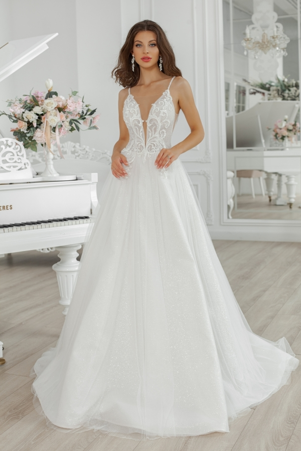 Wedding dress 30275