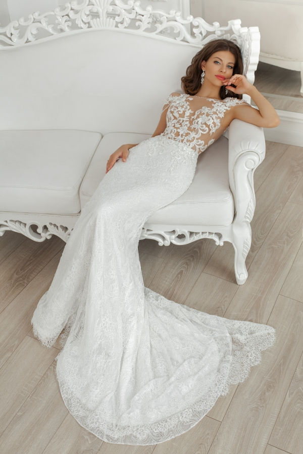 Wedding dress 30182