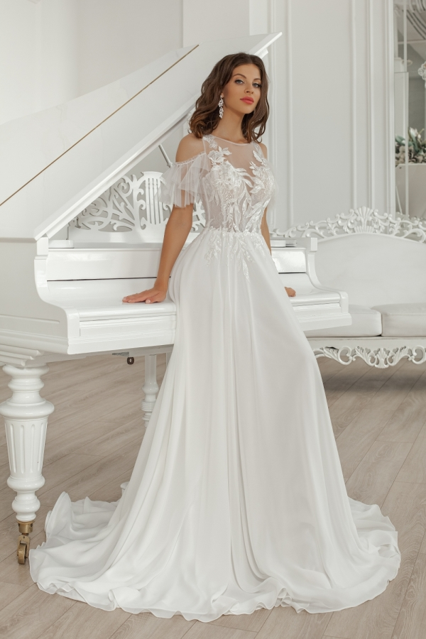 Wedding dress 30283