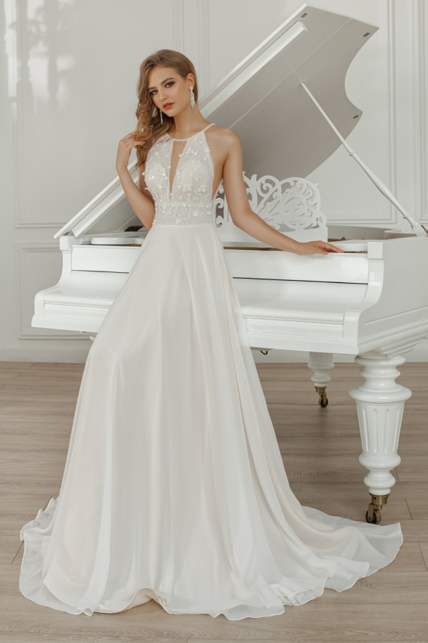 Wedding dress 30286